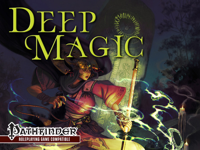 Deep Magic Spellbook