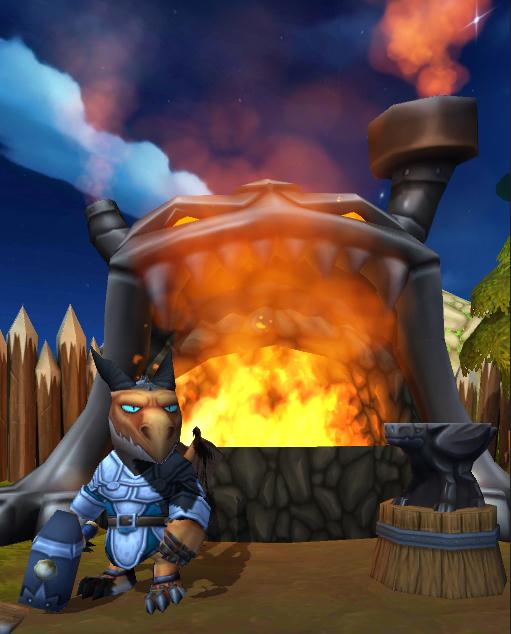 Monster Forge