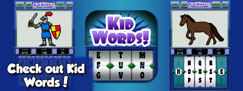 Kid Words!