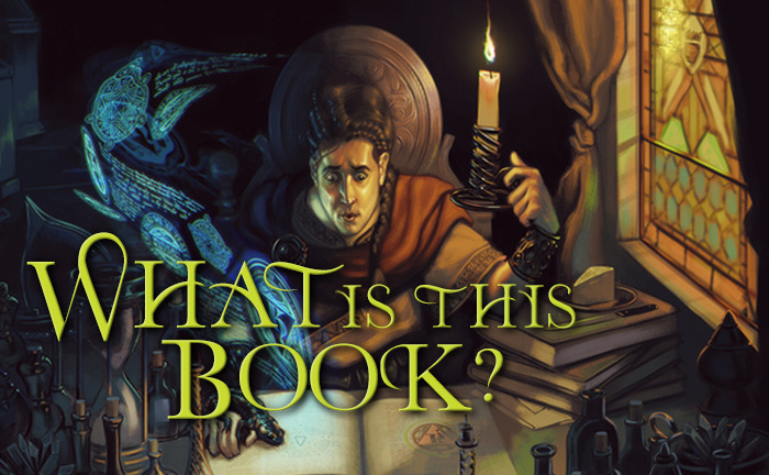 Deep Magic: A Tome of New Spells for Pathfinder RPG