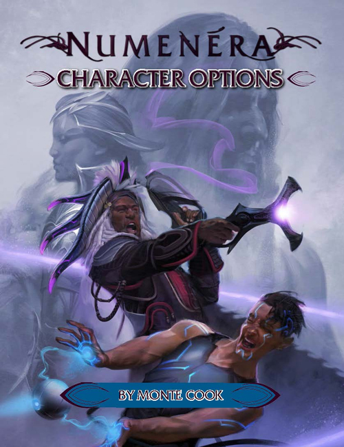 Character Options Book Cover