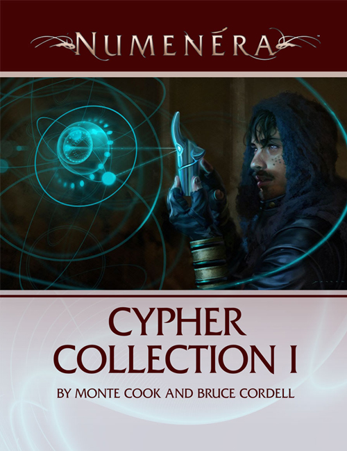 Cypher Collection Book Cover