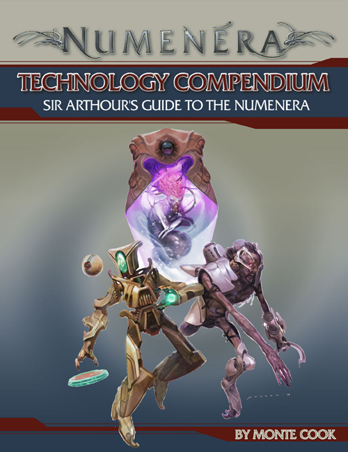 Technology Compendium Book Cover