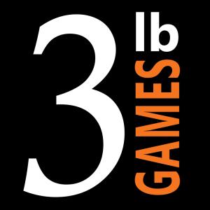 3lb Games Logo