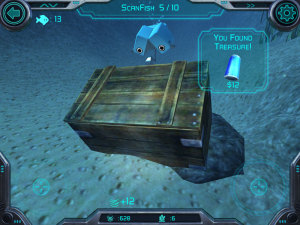 Opening Treasure Screenshot