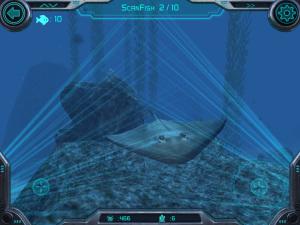 Scanning Stingray Screenshot